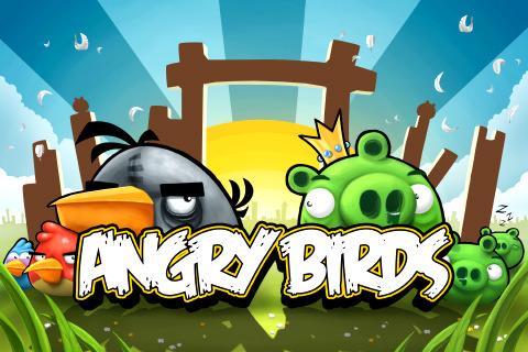 Angry Birds gratis fuld version nu til Android.