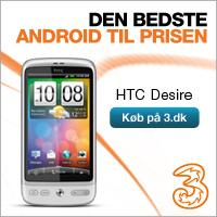 HTC Desire pris