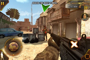 Modern Combat – Sandstorm