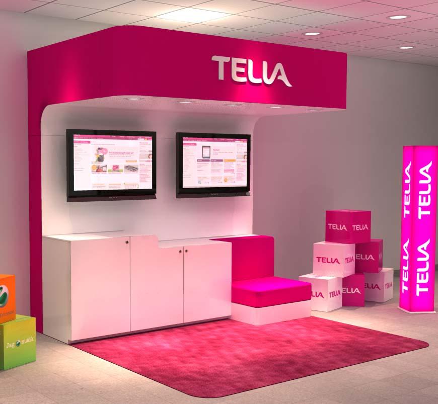 HTC & Telia giver dig mulighed for at prøve de nye modeller.